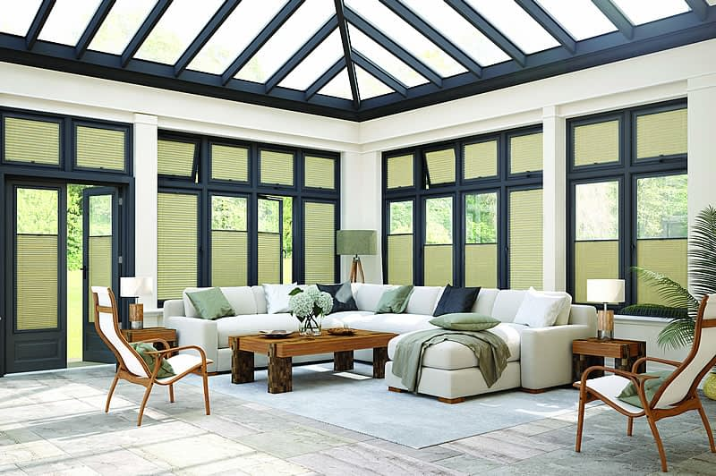Perfect Fit: Carnival Low E Stone Conservatory